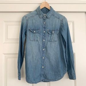 Mossimo Chambray Button Down